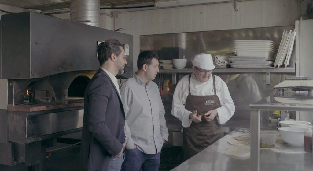 Pep Romany, Quique Dacosta y Ricard Camarena
